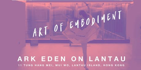 Alchemy of Dance HK   Art of Embodiment Workshop + Cacao Ceremony tickets