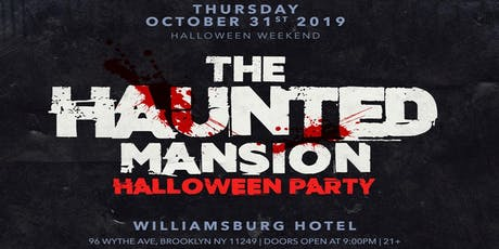 Halloween Party at The Williamsburg Hotel tickets