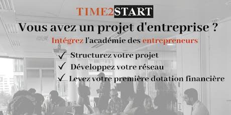 Aide à la création d'entreprise Ile-de-France (formation gratuite) billets