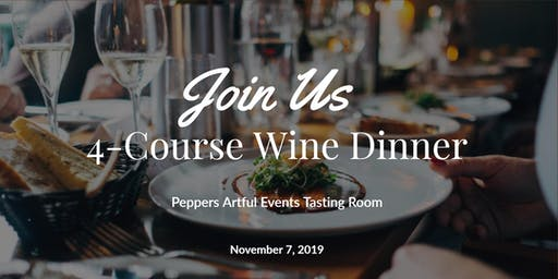 4-Course Wine Dinner Featuring New Zealand Wines