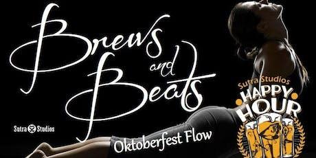 Brews & Beats Yoga tickets