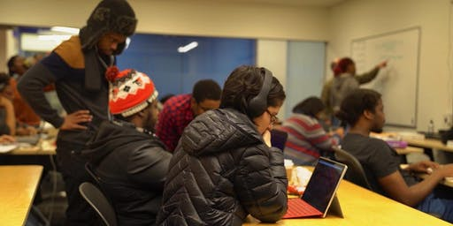 Apply to Resilient Coders 2020: Join a hackathon!