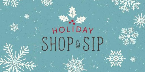 Holiday Shop & Sip at Outlets of Des Moines