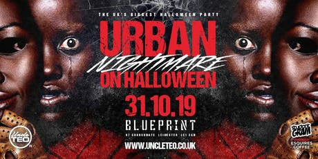 Urban Nightmare @ Blueprint tickets