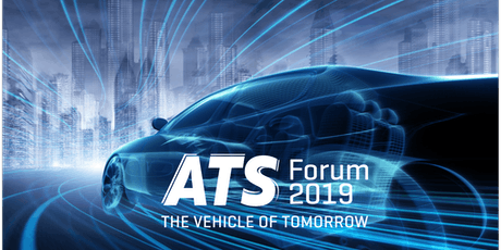 Automotive Testing Solutions Forum 2019 (ATS'2019) bilhetes