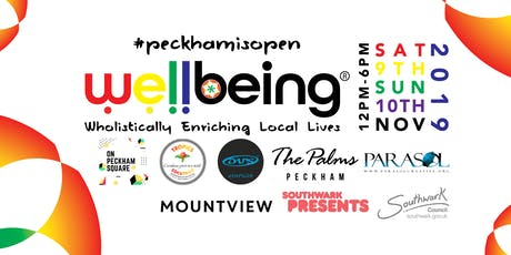 The WellBeing Weekender tickets