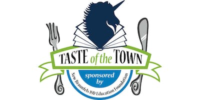 Taste of the Town 2020 - Presented by NBISD Education Foundation