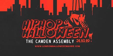 Hip Hop Halloween at The Camden Assembly tickets
