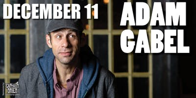 Comedian Adam Gabel Live In Naples, FL Off The Hook Comedy Club