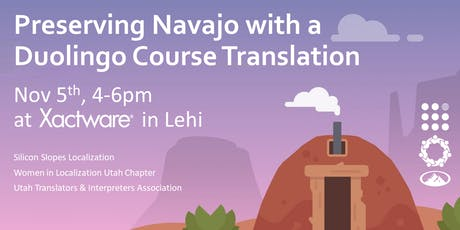 Preserving Navajo with a Duolingo Course Translation tickets