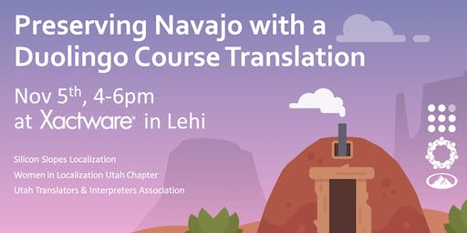 Preserving Navajo with a Duolingo Course Translation
