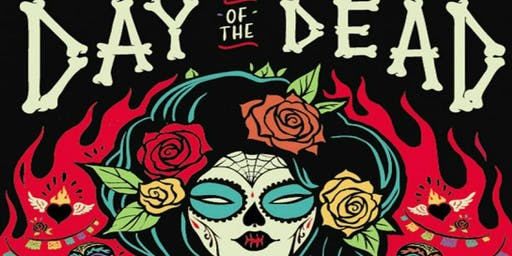 Day of the Dead Party and Fundraiser