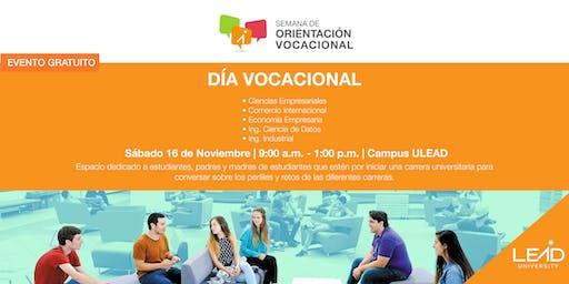 Día Vocacional - LEAD University