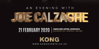 An Evening with Joe Calzaghe