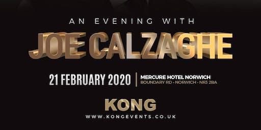 An Evening with Joe Calzaghe