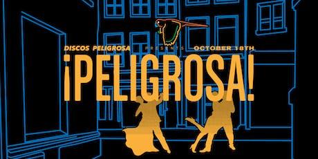 Peligrosa @ The North Door tickets