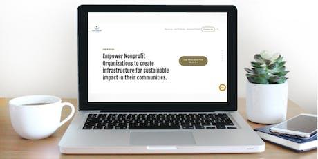 Info Session: Online Nonprofit Incubator Program tickets