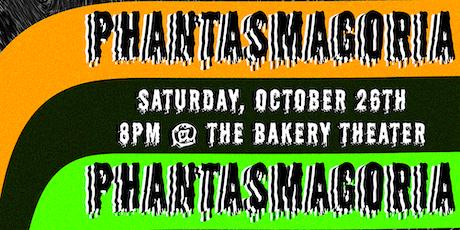 Phantasmagoria: Halloween Spooktacular tickets
