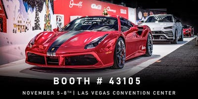 Giovanna Wheels SEMA 2019 Booth #43105