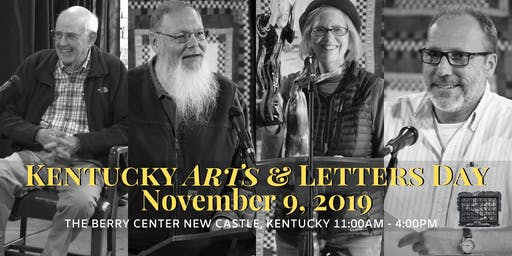 Kentucky Arts & Letters Day 2019