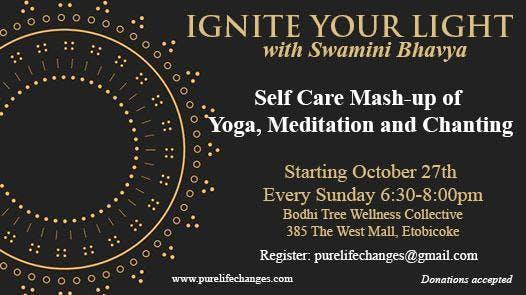 Self Empowerment Meditation Circle