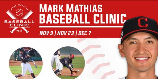 Mark Mathias Baseball Clinics