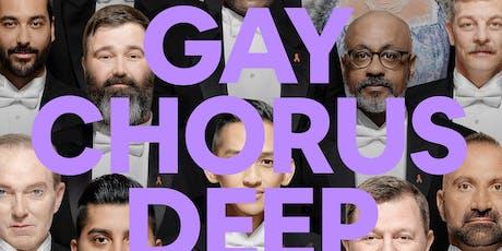 Gay Chorus Deep South - screening + choral performance tickets