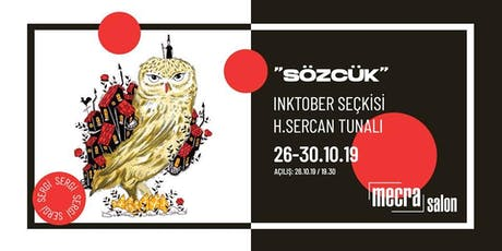 Sözcük | Inktober Seçkisi tickets