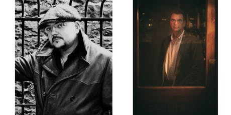 A Criminally Good Author Event with Mick Herron and David Mark   tickets