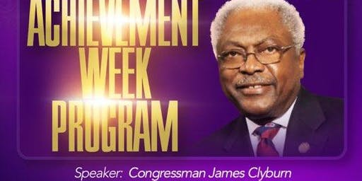 Achievement Week Program (Chi Iota Iota, Omega Psi Phi Fraternity, Inc.)