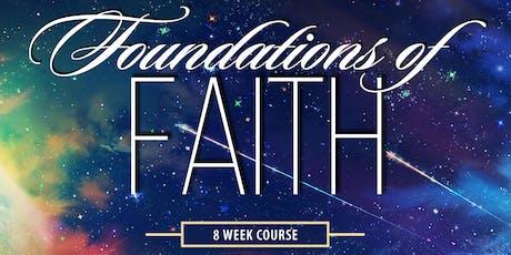 Foundations of Faith tickets