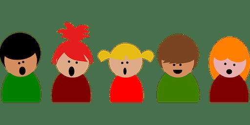 Session 2; 2019/20 Children Sing with Mrs. Piper K-4 Thursdays