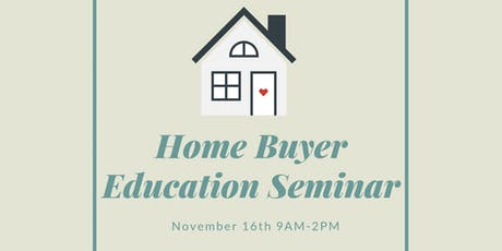 Home Buyer Education Seminar tickets