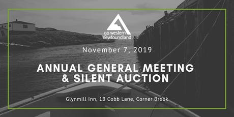 Go Western Newfoundland - Annual General Meeting, Luncheon & Silent Auction tickets