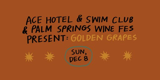 Golden Grapes Wine Festival