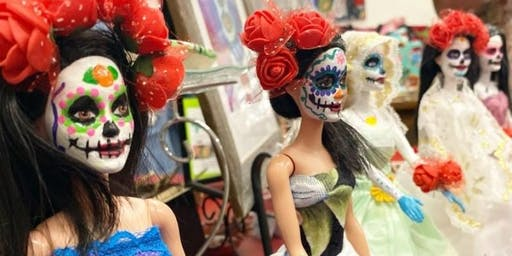 Day of the Dead Barbie Workshop