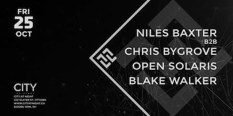 Niles Baxter B2B Chris Bygrove at City At Night tickets
