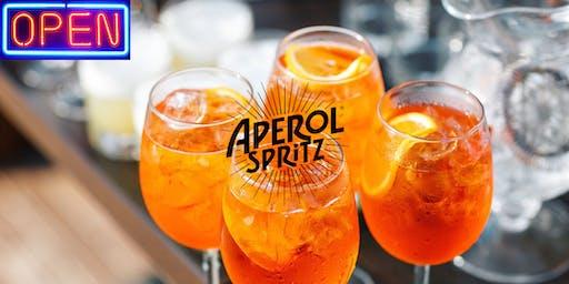 Open Spritz Party al Cost Milano ✆ 3355290025