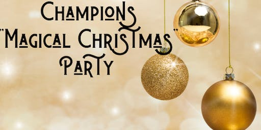 Champions Christmas Party 2019