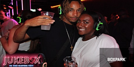 Jukebox-  FREE Headphone Party @Boxpark Shoreditch tickets