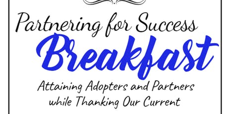 Partnering for Success Breakfast- Holmes Road Elementary tickets
