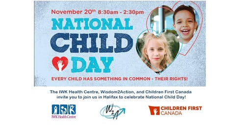 National Child Day - Halifax