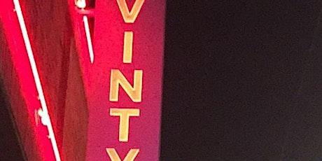 VINTY 25% Occupancy RSVP   tickets