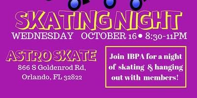 IBPA Social: Astro Skate