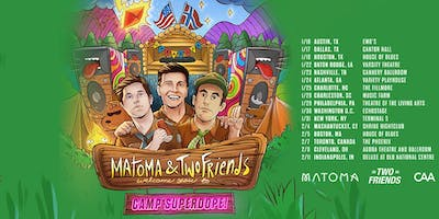 I Love Tuesdays feat. Matoma x Two Friends 2.4.20
