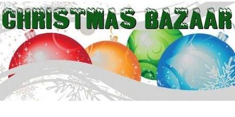 Christmas Bazaar Oakville (Dundas/Bronte Rd) Sat Nov 30 10am-3pm tickets