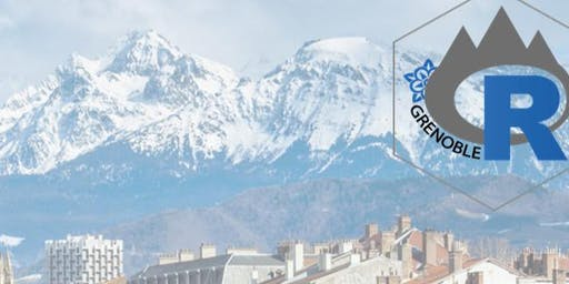 R in Grenoble: Spatial data with packages {sf} and {raster}
