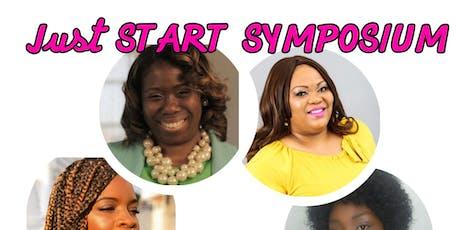 Just START Symposium tickets