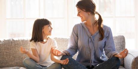 DRAMA2CALMER -Family Mindfulness Workshop- NOVEMBER 2019 tickets