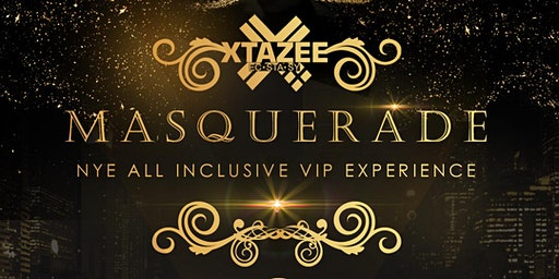 MASQUERADE NEW YEARS EVE VIP - ALL INCLUSIVE